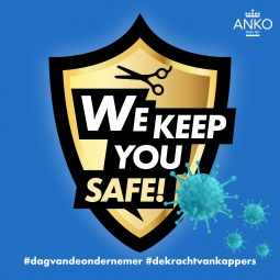 Dag van de Ondernemer: WE KEEP YOU SAFE!